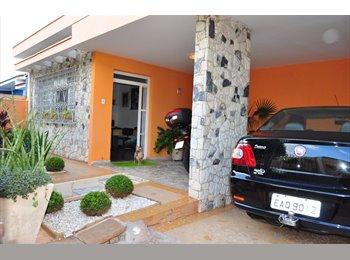 EasyQuarto BR - ALUGO QUARTOS NO CENTRO/BOA VISTA - São José do Rio Preto, São José do Rio Preto - R$350