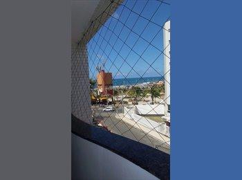 EasyQuarto BR - Suite alto nível mobiliado - cobertura Costa Azul - Cidade Alta, Salvador - R$700