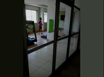 EasyQuarto BR - Apto de 2 quartos no Residencial Weekend Club Pont - Manaus, Manaus - R$1900
