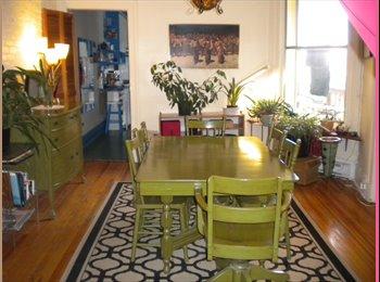 EasyRoommate CA - Chambre meublée/ Grand appartement/ Près de tout - Le Plateau-Mont-Royal, Montréal - $700