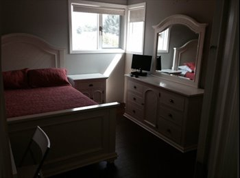 EasyRoommate CA - Private room for rent close to Okanagan college - Kelowna, Thompson Okanagan - $550