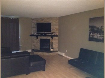 EasyRoommate CA - Looking for roomate for second room- Calgary SW - Calgary, Calgary - $600