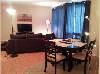 EasyRoommate CA - 1 BEDROOM IN CLEAN RENOD CONDO CARLETON - Western Suburbs, Ottawa - $560
