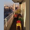 CompartoDepto CL Departamento amoblado (4 pers. máximo) - Santiago Centro, Santiago de Chile - CH$ 350000 por Mes - Foto 1