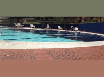 CompartoApto CO - DoubleRoom EAFIT/Poblado PoolS+Gym - Zona Sur, Medellín - COP$*