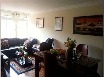 CompartoApto CO - Arriendo Habitación Amoblad Clle 166 con autopista - Zona Norte, Bogotá - COP$*