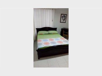 CompartoApto CO - Arriendo Habitación Amoblada Sector Ardila Lulle - Bucaramanga, Bucaramanga - COP$*
