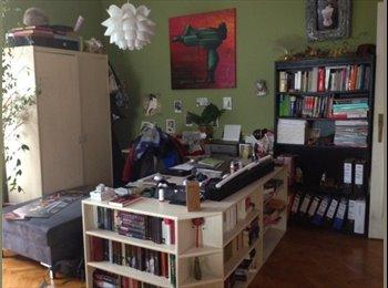 EasyWG DE - 25qm Zimmer in Berlin-Friedrichshain - Friedrichshain, Berlin - €450