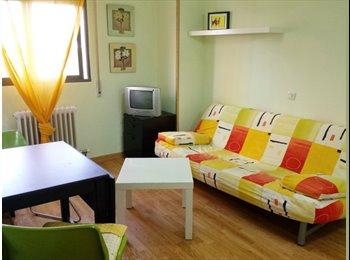 EasyPiso ES - Apartamento Alquiler MensualWIFI+ gastos incluidos - Otras Áreas, Salamanca - €360
