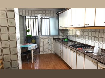 EasyPiso ES - 1 Habitación con baño doble ¡todo incluido! - La Flota, Murcia - €250