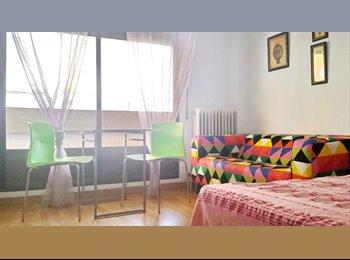 EasyPiso ES - Apartamento Alquiler MensualWIFI+ gastos incluidos - Otras Áreas, Salamanca - €330