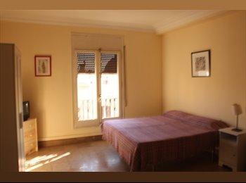 EasyPiso ES - habitacion estudiante disponible - Eixample, Barcelona - €500