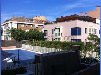 EasyPiso ES - ALQUILER HABITACION BAÑO PRIVADO - Barajas, Madrid - €450