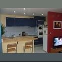 Appartager FR Appartement tout rénové (neuf) a 300 m du métro et Tramway calme enselleillé. - 8ème Arrondissement, Lyon, Lyon - € 420 par Mois - Image 1
