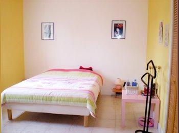 Appartager FR - Appartement T4 dans villa. 3 colocataires - Eguilles, Aix-en-Provence - €410