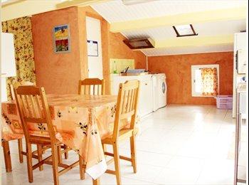 Appartager FR - Appartement T4 dans villa. 3 colocataires - Eguilles, Aix-en-Provence - €460