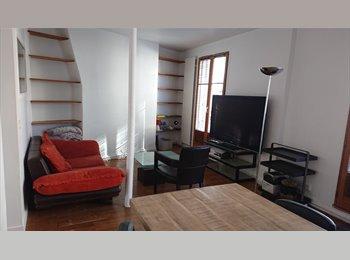 Appartager FR - Coloc/location dans F2 courts séjours - 2ème Arrondissement, Paris - Ile De France - €700