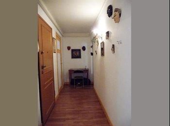 Appartager FR - 1 chambre   à louer libre FIN JANVIER - Tours, Tours - €350
