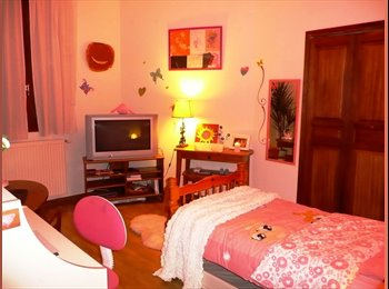 Appartager FR - Chambre à louer chez l'habitant - Vénissieux, Lyon - €400
