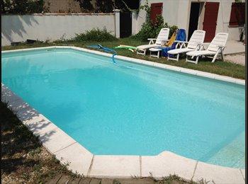 Appartager FR - Chambre meublée indépendante - Bouc Bel Air - Bouc-Bel-Air, Aix-en-Provence - €420