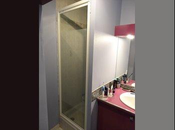 Appartager FR - chambre meublée avec salle d eau 13 arr - 13ème Arrondissement, Marseille - €400