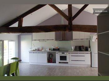 Appartager FR - Bel appartement de caractère - Périgny, La Rochelle - €350