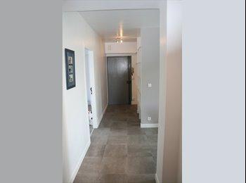 Appartager FR - loue appartement meublé en colocation pour 3 perso - Rezé, Nantes - €500