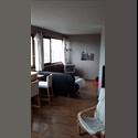 Appartager FR Appartement 80m² Clichy recherche 1 colocataire - Clichy, Paris - Hauts-de-Seine, Paris - Ile De France - € 600 par Mois - Image 1