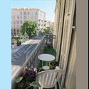 Appartager FR Coloc sympa pour étudiant en stage à Nice - Cœur de Ville, Nice, Nice - € 490 par Mois - Image 1