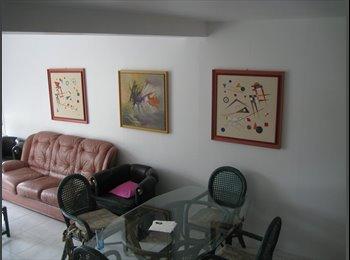 Appartager LU - Chambres soignées dans belle appartement nov-décem - Luxembourg Ville, Luxembourg - €680