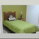 CompartoDepa MX Cuartos amueblados con servicios incluidos - Toluca, México - MX$ 2200 por Mes - Foto 1