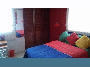 CompartoDepa MX - CUARTO CLIMATIZADO TODO/INCLUIDO EN FCO DE MONTEJO - Mérida, Mérida - MX$2800
