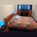 CompartoDepa MX Recámara amueblada,servicios incluidos $200diarios - Cuajimalpa de Morelos, DF - MX$ 7000 por Mes - Foto 1