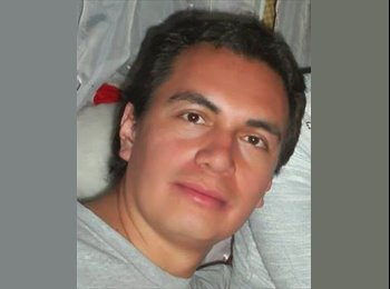 CompartoDepa MX - COMPARTIR UN CUARTO, looking for a third roommate! - Venustiano Carranza, DF - MX$2100