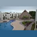 CompartoDepa MX Casa compartida, zona residencial Playa del Carmen - Playa del Carmen, Cancún - MX$ 4000 por Mes - Foto 1