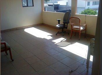 CompartoDepa MX - se renta cuarto en casa-mx-baño,cosina,sala,balcon - Tijuana, Tijuana - MX$1000