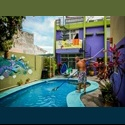 CompartoDepa MX Share a studio apartment or private room - Mazatlán - MX$ 3500 por Mes - Foto 1