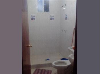 CompartoDepa MX - se renta cuarto - Xochimilco, DF - MX$1500