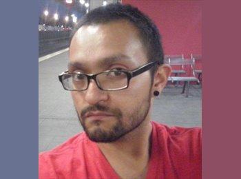 CompartoDepa MX - Javier - 26 - DF