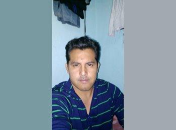 CompartoDepa MX - luis   - 33 - Hermosillo