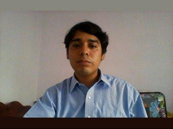 CompartoDepa MX - Hebert Carlos - 26 - Oaxaca de Juárez