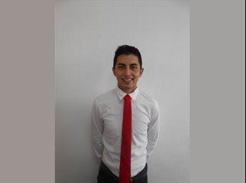 CompartoDepa MX - Jherson - 21 - Pachuca