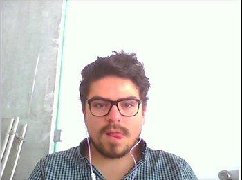 CompartoDepa MX - Sergio - 22 - Querétaro