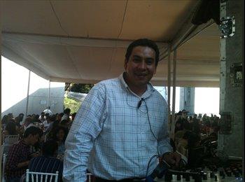 CompartoDepa MX - carlos - 36 - Cuernavaca