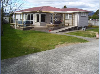 NZ - Room available - Pukehangi, Rotorua - $520