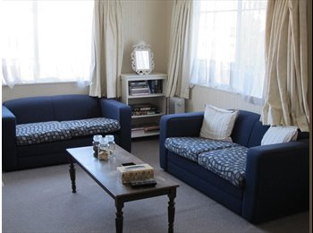 NZ - Warm, sunny room in a tidy 2-bedroom house - Terrace End, Palmerston North - $542
