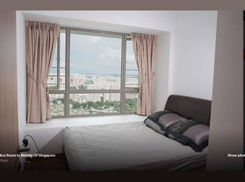 EasyRoommate SG - A Nice Room in Middle of Singapore - LongTerm - Toa Payoh, Singapore - $1600