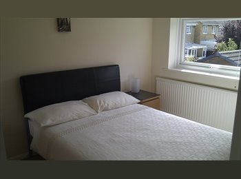 EasyRoommate UK - Double room available in smart modern tidy house - Canford Heath, Poole - £360