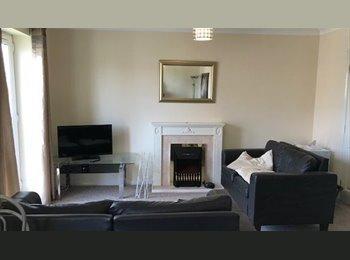 EasyRoommate UK - Large room with en suite wc/washroom - Thatcham, Thatcham - £440