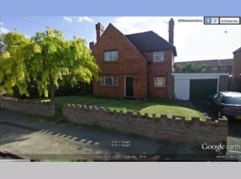 EasyRoommate UK - 1 x large Double room to let - Stafford, Stafford - £415